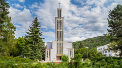 Partizánske Church