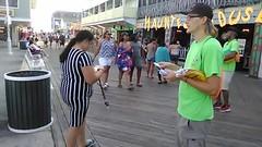 ITA_McA_MdTA_OCBayBridgeBW_081218_15 (Idle Time Ads) Tags: md usa streetteam publicoutreach oceancitymd maryland baybridge boardwalk itapromotions idletimeadvertising mdta