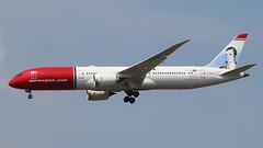 IMG_6740 G-CKWC (biggles7474) Tags: egkk lgw london gatwick airport gckwc boeing 787 7879 b7879 dreamliner norwegian robert burns