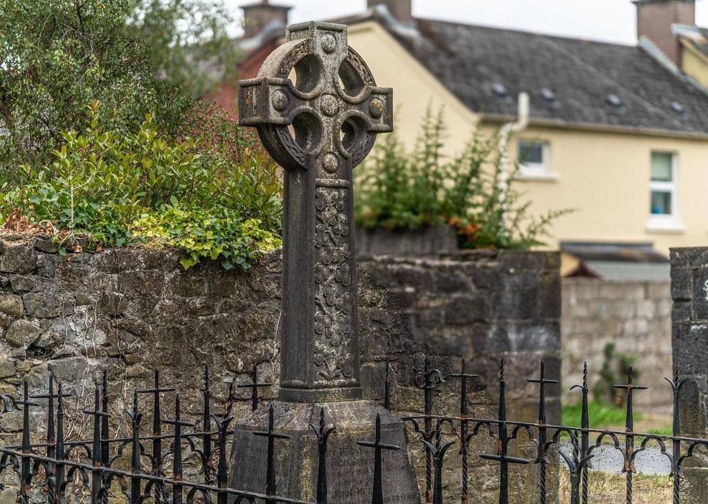 OLD CHURCHYARD KNOWN AS ST. JOHN'S [DUBLIN ROAD KILKENNY]-142968
