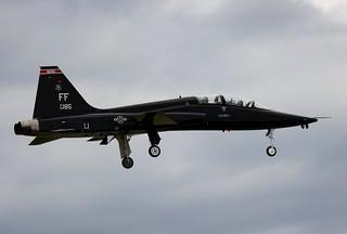 Air Force T-38 Talon, Ironmen, FF-185,