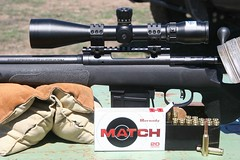 Savage GRS 6mm Creedmoor 1000 yard setup. (huntingmark) Tags: guntest gun rimfire optics testing shooting field range warmup target longrange 308win wildcat hunter expert scope sniper itacha nightforce 65creedmoor creedmoor ruger chassis rifle hunting 300win blackout hornady