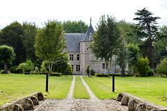 Auberville-la-Manuel 2 - Le château (Nitro76210) Tags: châteaux aubervillelamanuel patrimoine campagne villages village