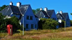 Abandoned: Lisnevin Houses (ASHA THE BORDER COLLiE) Tags: connie kells county down photography millisle lisnevin abandoned houses telephone box