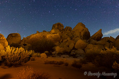 030-Hidden_Valley-003 (Beverly Houwing) Tags: joshuatreenationalpark outdoors recreation nature yuccavalley 29palms shadow boulders hiddenvalley night sky stars lightpainting landscape rockformation colorful joshuatree california usa