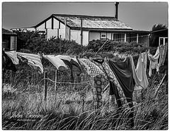 MONDAY (John's taken it.) Tags: washing monday line pegs washday sky dry windy clothing