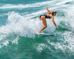 Pro Surfing Babe Carving Whitewater (davidgibby) Tags: photography pro surfers lifestyle babes beach surfboards customsurfboard wetsuits surfingpros supergirlpro beachbabessandiegobeaches dopesurfers surfingpictures surfingphotography