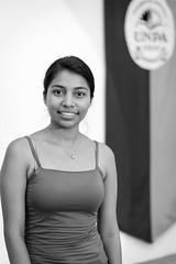 Estudiante (Marcos Núñez Núñez) Tags: portrait estudiante unpa universidad blackandwhite bw méxico blancoynegro monochromatic urban joven muchacha