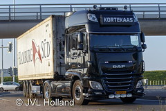 DAF XF510  NL  KORTEKAAS  'Hamburg Süd' 180627-004-C6 ©JVL.Holland (JVL.Holland John & Vera) Tags: dafxf510 nl kortekaas hamburgsüd westland transport truck lkw lorry vrachtwagen vervoer netherlands nederland holland europe canon jvlholland