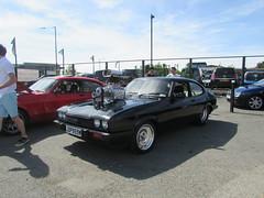 Ford Capri 3.0 S JDP959W (Andrew 2.8i) Tags: sports sportscar acecafe london capri ford coupe hatch hatchback mark 3 iii mk mk3 german 30s 3000s 3000 30 s