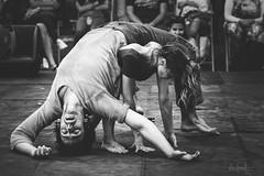 Together we can (RuiFAFerreira) Tags: bw black white blackwhite theater festival street circus performance art portugal portrait porto canon ef75300mmf456 exterior monochromat monochrome