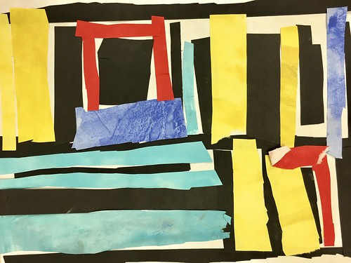 "Every year I get new favorites with this #kindergarten #pietmondrian  inspired painted paper gridded #collage ❤️❤️  They have such an amazing lyricism at this age that I admire so much. Want em all! • <a style=""font-size:0.8em;"" href=""http://www.flickr.com/photos/57802765@N07/43895820471/"" target=""_blank"">View on Flickr</a>"