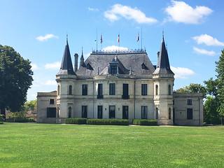 Médoc : Château Palmer