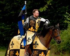 To the joust... (Puckpics) Tags: loxwoodjoust loxwood westsussex england horseback