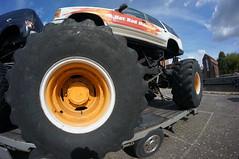 Hot Rod Monster (steffenz) Tags: 8mm 2018 car auto fahrzeug automobil lenstagged nex nex6 walimex walimex8mm walimexpro8mm128umcfisheye walimexpro8mm128umcfisheyee samyang sony steffenzahn
