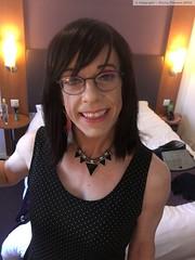 July 2018 - Sparkle weekend in Manchester (Girly Emily) Tags: crossdresser cd tv tvchix tranny trans transvestite transsexual tgirl tgirls convincing feminine girly cute pretty sexy transgender boytogirl mtf maletofemale xdresser gurl glasses dress premierinn manchester sparkle