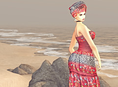 #1018 (AddisonLynnRose Resident) Tags: second life sl beautiful dirty rich lelutka maitreya glam affair arise west end swank emarie kibitz