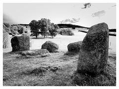 Croft Moraig Stones (marcusbentus) Tags: croft moraig stone circle perthshire scotland croftmoraig aberfeldy trossachs prehistoric 2000 bc kenmore loch tay schist standingstones standing dcfz82 panasonic lumix