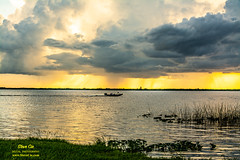 Lake Washington (Steve Cie Photography) Tags: sunsets lakewashington melbourne spacecoast florida