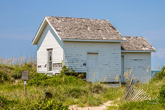 Old Summer Kitchen (mikndor3) Tags: capelookout lighthouse summerkitchen neglected northcarolina outerbanks barrierisland nationalpark history historic