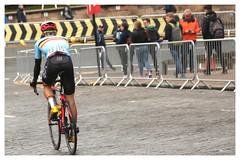 European Men's Road Race Championship, 2018. (Paris-Roubaix) Tags: dimitri claeys belgium european mens road race championship glasgow scottish bicycle racing 2018 scotland