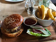 Photo (Adam Tinworth) Tags: foursquare sussex produce company cafe