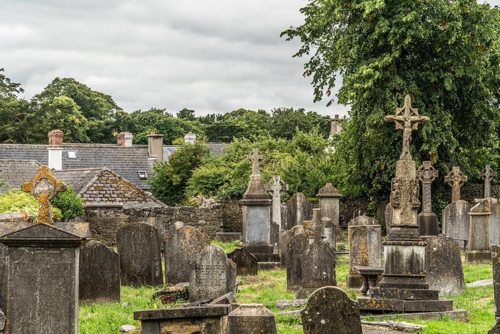 OLD CHURCHYARD KNOWN AS ST. JOHN'S [DUBLIN ROAD KILKENNY]-142931