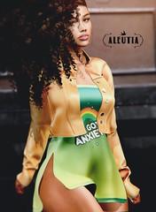 [Aleutia] Amy Amy ([Aleutia]   Designer) Tags: summervibes secondlifefashion secondlifemodel aleutia treschic summerdress dressyourface ootdflash ootd ootdfashion