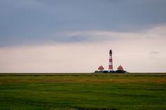 Westerheversand Lighthouse (g_heyde) Tags: westerheversandlighthouse westerhever northsea nordsee leuchtturm eiderstedt leitfeuer schleswigholstein xpro2