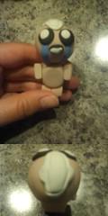 Artist: ClayDarts (The Binding Of Isaac - Sculptures & Artisan_) Tags: edmundmcmillen thebindingofisaac art game dolls sculpture crafting handmade handicraft