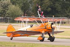 Aerosuperbatics Wingwalkers - Biggin Hill Festival of Flight 2018 (WillzUK) Tags: biggin hill festival flight 2018 airshow august 18th aerosuperbatics wingwalkers
