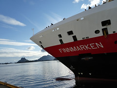014 Finnmarken (#Dave Roberts#) Tags: norway norwegian ferry coast trondheim lofoten stamsund svolvaer tromso august 2018 cruise journey maritime sea fjord ship ships boats liner