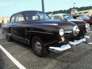 1950-51 Studebaker Commander