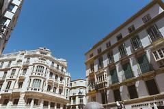 Streets of Málaga | Spain (Caroline Groneberg) Tags: spanien malaga andalusien stadt strasen
