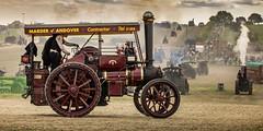 Dorset Steam Fair 2018_003 (Anthony Britton) Tags: thedorsetsteamfair 50thanniversary2018 canonesom5 18150mlens canon5dmk4 sigma100400 canon24105lens steam tractionengines steamrollers steamtrucks steamfairgroundrides