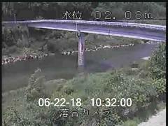 木曽川落合ライブカメラ画像. 2018/06/22 10:33 (River LiveCamera) Tags: id470 rivercode8505090001 ym201806 木曽川 落合 ymd20180622