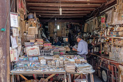 Books and curios (Papaye_verte) Tags: libraire merchant books boutique collectionneur streetphotography chiner collectible marchand store bookstore tongli chine curios livres biblots
