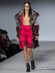 Andre Emery 2018-2083254 (FotoManiacNYC) Tags: fw18 collection fallwinter 2018 manhattan nyc clothing fashion designs nyfw stylefashionweek fashionweek walking catwalk runway trendy new preview sexy beautiful female male woman man model agency agencymodel nycphotographer nycmodels longlegs legs heels chic flirting teasing presenting hair longhair makeup eyes lips thin tall niple boobs breast topless seethrough sheer people andreemery designer
