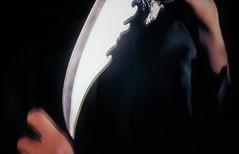 BLADE (BowmanHAL) Tags: knife blade hand blood kill death cacrifice demon demonic devil sex sexy serial killer sharp violent genome black silver reflective dangerous