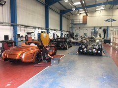 Morgan Factory - Finish