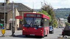 Huddersfield (Andrew Stopford) Tags: hx03mgv transbus dart slf caetano nimbus streamline huddersfield ctplus hackneycommunitytransport