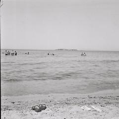 Greece-R1_01 (kiproof) Tags: athens greecemonochrome blackandwhite film ilford hp5 iskra 6x6 120film vouliagmeni