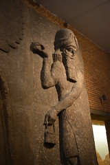 London, England, UK - British Museum - Assyria - Khorsabad, Palace of Sargon (jrozwado) Tags: europe uk unitedkingdom england london museum britishmuseum history culture anthropology assyria khorsabad sargon