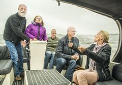 Steering Fun on Open Water (fotofrysk) Tags: sloopdejantje boothuur sloop galamadammen familie thewitteveens michiel mary joost jan loeki nederlan nederland netherlands friesland fryslan sudwesthoeke zuidwesthoek southwestcorner sigma1750mmf28exdcoxhs nikond7100 201806026025