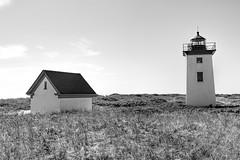 Wood End Lighthouse -  Provincetown, MA (WilliamND4) Tags: lighthouse provincetown capecod