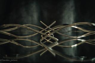fork in symmetry