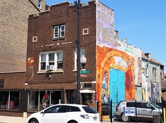 1430 W. 18th Street (Brule Laker) Tags: chicago illinois pilsen caf chicagoarchitecturefoundation walkpilsen