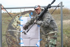 1000 yard target with Savage 110 heavy tactical and Weaver long range tactical scope. (huntingmark) Tags: guntest gun rimfire optics testing shooting field range warmup target longrange 308win wildcat hunter expert scope sniper itacha nightforce 65creedmoor creedmoor ruger chassis rifle hunting 300win blackout hornady