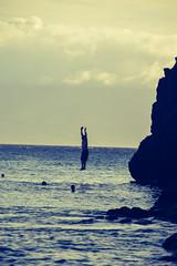 DSC_0158 (Seán Creamer) Tags: maui hawaii kaanapalibeach usa beach aloha blackrockbeach cliffdiving sheraton