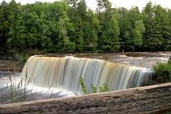 Tahquamenon Falls State Park (Spankysworld.ca) Tags: tahquamenon falls state park upper peninsula michigan forest river tree waterfall water rock creek